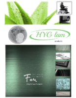HYG LAM products of FORI GROUP