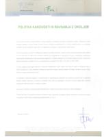 POLITIKA-KAKOVOSTI-IN-RAVNANJA-Z-OKOLJEM
